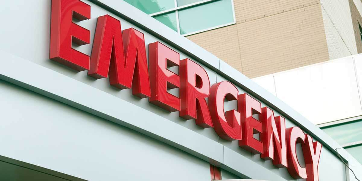 Emergency decorative image